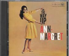 ANN-MARGRET On The Way Up JAPANESE IMPORT CD CHET ATKINS 1961 RECORDING