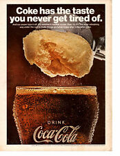 1967 COCA-COLA / COKE ~ CLASSIC ORIGINAL PRINT AD