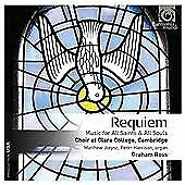 Peter Harrison Requiem: Music for All Saints & All Soul CD ***NEW***  SEALED