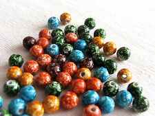 Acrylic Any Purpose Round Craft Beads