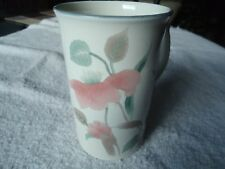 Mikasa Cup F3003 Silk Flowers Tall Cappuchino Latte