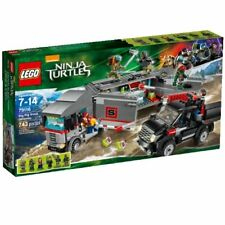 LEGO Ninja Turtles Big Rig Snow Getaway Set 79116 NEW SEALED BOX RETIRED!!
