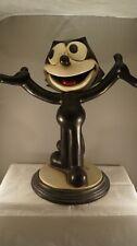 Extremely Rare! Felix The Cat Happy Big Figurine Statue