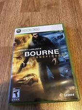 Robert Ludlum's The Bourne Conspiracy (Microsoft Xbox 360, 2008) VC1