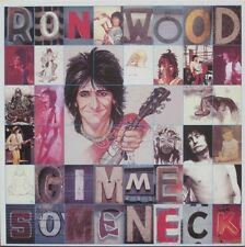 Ron Wood-give me me some Neck-CBS 83337-OIS-VINYL-ROLLING STONES