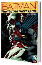 BATMAN: THE ROAD TO NO MAN'S LAND VOL #2 TPB over 300 pages Dark Knight TP
