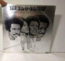 Die Independents Chuck Helen Eric Maurice 1973 Zepter LP Vinyl Record lp3001