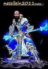 Diablo 3 RoS Ps4 - Mönch/Monk - Innas Mantra - Primal/Archaisch - UNMODDED