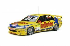 Ottomobile OT324 1/18 Peugeot 406 Super Voitures de Tourisme Cup 1997 Yellow