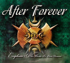 AFTER FOREVER -Emphasis CD single