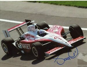 Scott Dixon Indy 500 Champ Signed Autographed 8x10 Glossy Photo COA