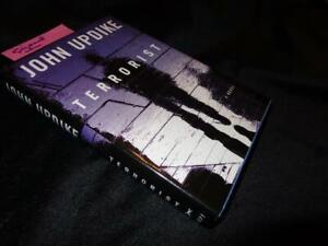 John Updike *Autographed 2006 Terrorist Hardcover!