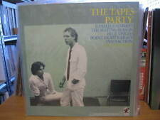 """THE TAPES PARTY LP VINYL RECORD 12"""""""