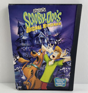 Scooby Doo Original Mysteries DVD R1 - Free Tracked Postage