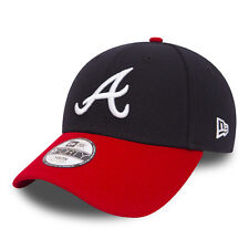 New Era Atlanta Braves Classic Curve Peak Baseball Cap Hat 940