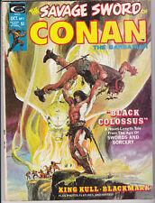 THE SAVAGE SWORD OF CONAN #2 (Oct 1974, Marvel)