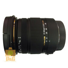 NEW BOXED SIGMA 17-50mm F2.8 EX DC HSM FOR PENTAX LENS
