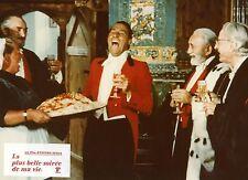 ALBERTO SORDI  CHARLES VANEL LA PLUS BELLE SOIREE  DE MA VIE 1972 VINTAGE PHOTO