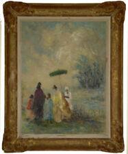Peintures et émaux du XIXe siècle et avant paysage pour Orientalisme