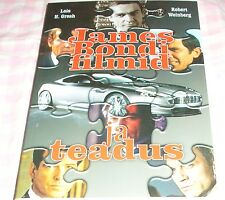 ESTONIAN BOOK JAMES BOND MOVIES AND SCIENCE AGENT 007