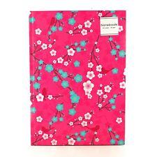 A4 Cerise Bloc-notes spirale COUSSINET - Livre 80gsm doublé page papier Notebook