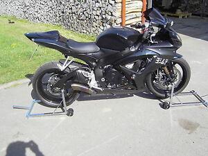 Motorrad Montageständer für vorne und hinten 2 Stück Set Motorradheber