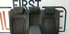 Audi Q3 8U Leder Alcantara Rücksitzlehne schwarz Leather Rear Seats back
