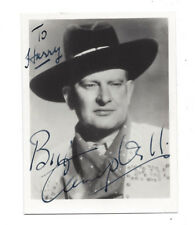 BILL CAMPBELL American Film Actor, Signed Photograph