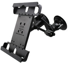 RAM Mount Aircraft Tab-Tite with RAM Twist-Lock Dual Suction for Tablets