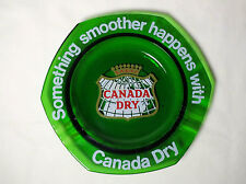 Canada Dry 'Something Smoother Happens' Ashtray.
