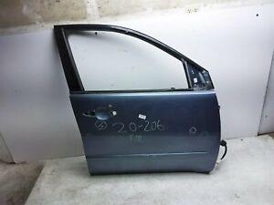 2007 2008 2009 Acura Mdx Tech Front Passenger Right Door 67010-Stx-A90zz Blue