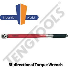 "Teng Tools Reversible  Torque Wrench 1/2"" Drive  40-210Nm - 1292AG-ER"
