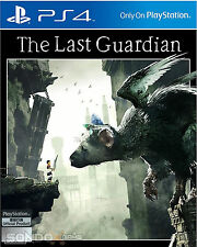 The Last Guardian (English/Chi Ver) for PS4 Sony Playstation 4