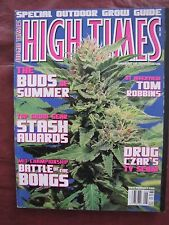 High Times # 298  The Buds Of Summer