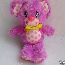 """New Hallmark Yum Yums  purple Bunny Rabbit 7"""" Plush Toy Doll"""
