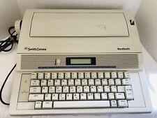 Smith Corona Wordsmith Ka13 Electric Typewriter