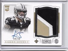 2013 National Treasures KENNY STILLS RPA 3 COLOR AUTO PATCH RC SP #44/99!!