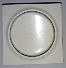 blanc crème brillant 012601 Bascules Avec bascule Gira Système 55 gestuelle n/'