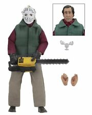 """NECA National Lampoon's Christmas Vacation 8"""" Clothed Figure Chainsaw Clark"""
