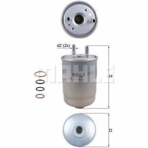 KNECHT Kraftstofffilter KL 752/2D