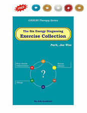The Six Energy Diagnosing Exercise Collection by Park Jae Woo+Free 5 Sujok Rings