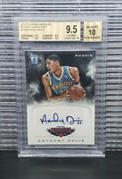 2012 Anthony Davis Marquee Rookie Signatures RC BGS 9.5 Auto 10 Gem Mint PSA 10?