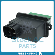 New A/C Blower Motor Resistor fits Ford Explorer / Mercury - OE# XL2Z19E624AA