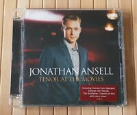 Jonathan Ansell CD - Tenor at the Movies (2008) Classical Music Album