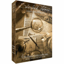 Sherlock Holmes Consulting Detective: Thames Murders & Other Cases