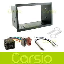 Seat Ibiza 2003 > Double Din Fascia Panel Surround Stereo Adaptor Fitting Kit