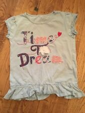Girls pj size 7-8 years t-shirt GEORGE Time to dream