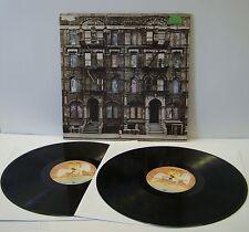 Led Zeppelin - Physical Graffiti   Doppelalbum   Swan Song    VG+ / VG+