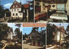71963352 Weimar Thueringen Gaststaette Stiefelburg Weimar