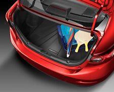2014 - 2017 Mazda3 Genuine OEM Cargo Tray Liner Black : Fits 4 door models ONLY